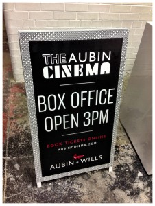 The Aubin Cinema