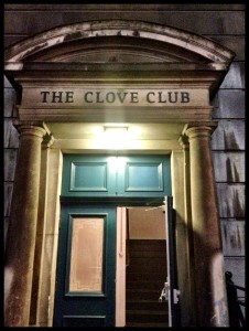 The Clove Club is in Shoreditch Town Hall