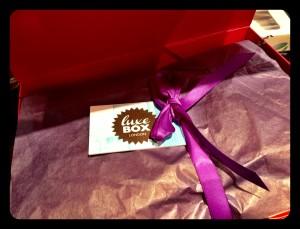 my Urban Goddess Luxe Box