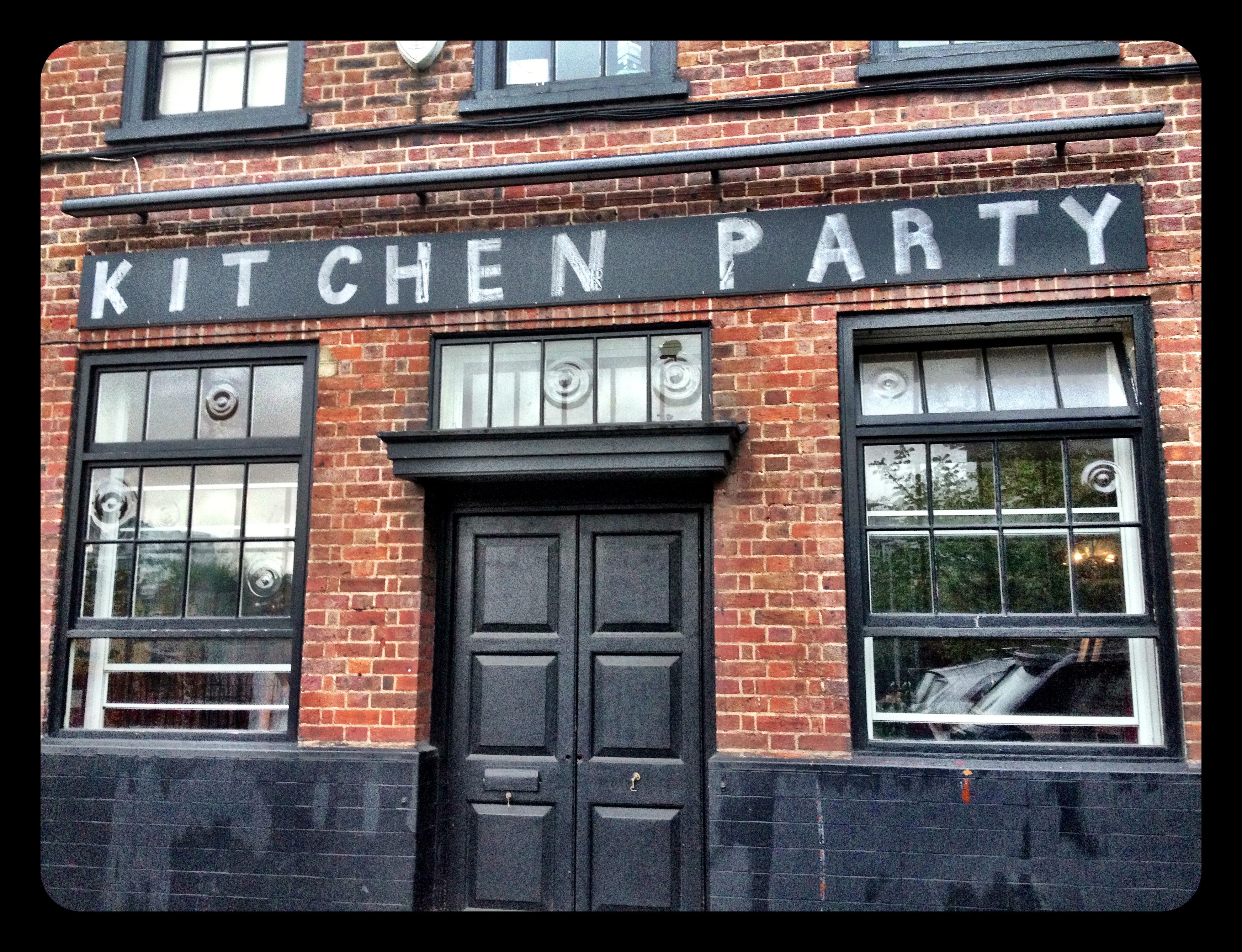 Kitchen Party Kitchen Party Pops Up Lifeofyabloncom