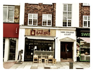 Chimney Cake Bakers, Finchley Road