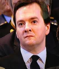 George's tears for Lady Thatcher