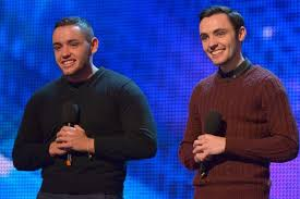 sandwich making brothers on Britain's Got Talent