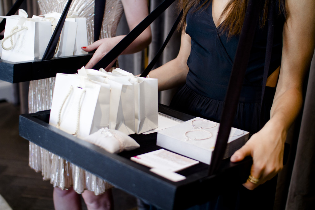 the ridiculously elegant Astley Clarke personal shoppers selling our bracelet