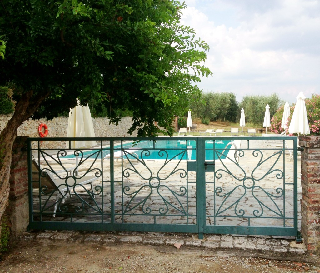 adult-only pool