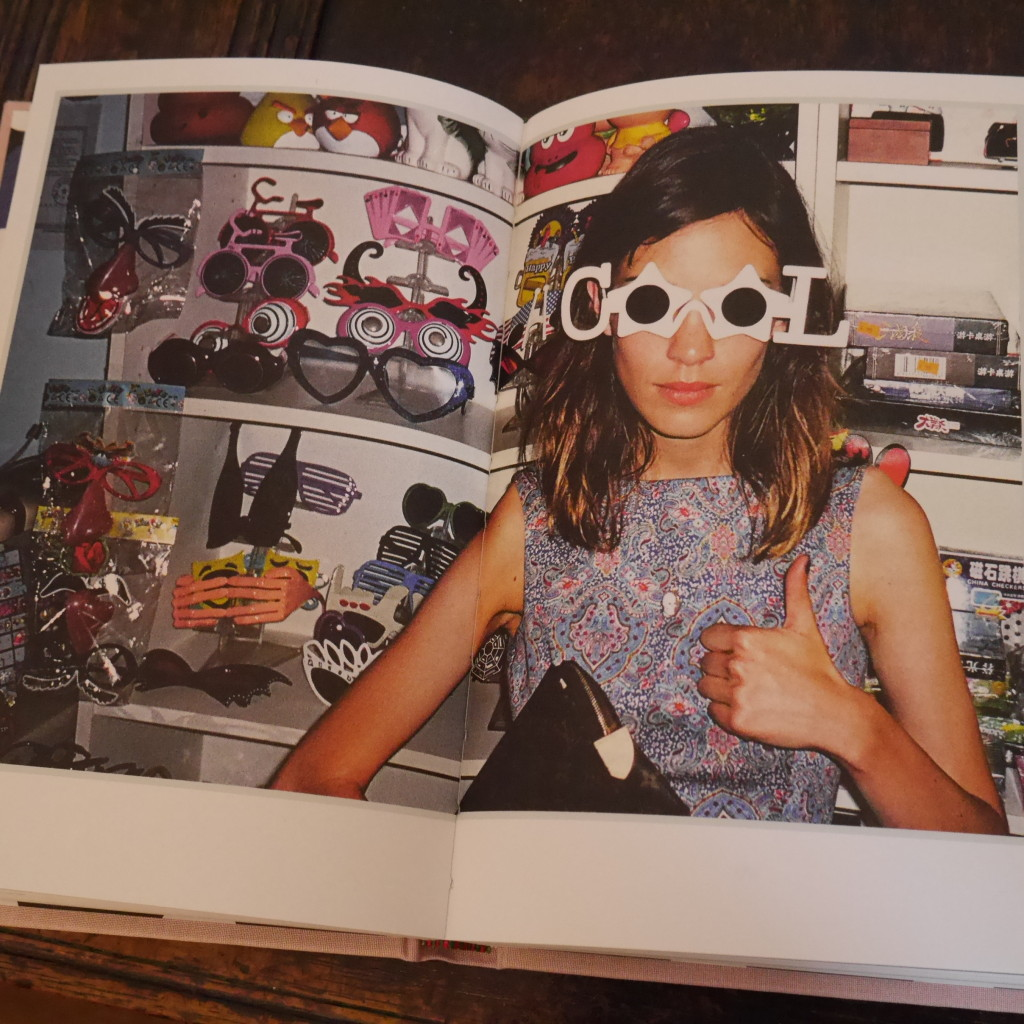 a selfie.  In Alexa's very cool book, IT.