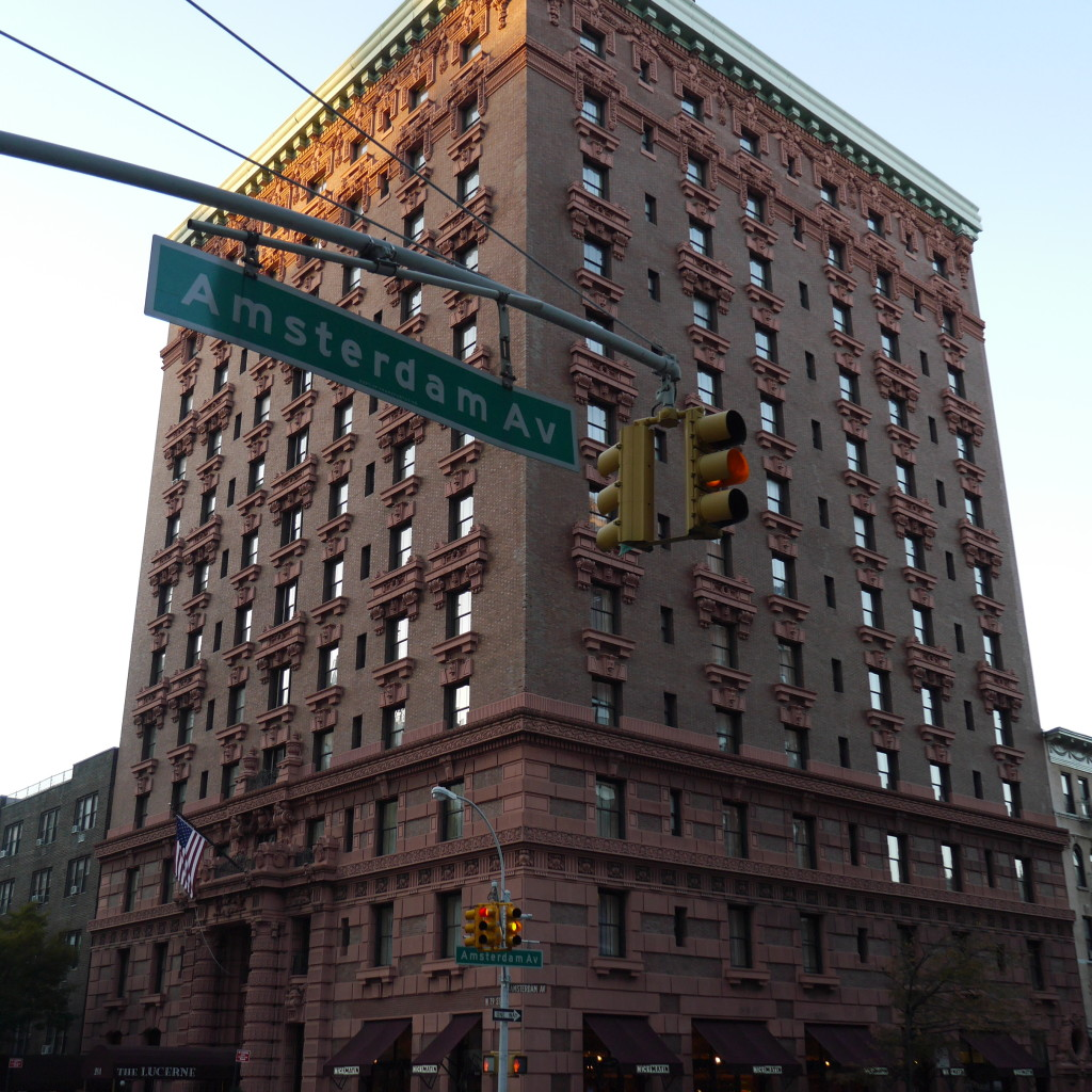 The Lucerne hotel on the Upper West Side
