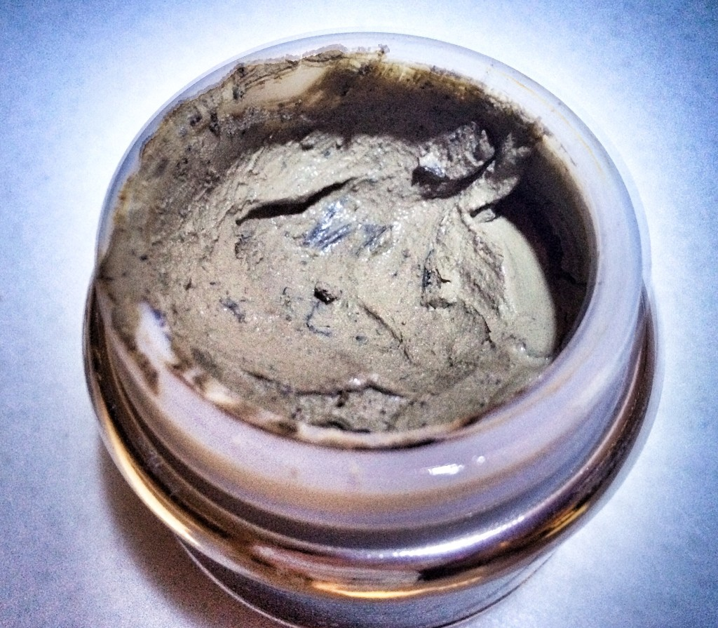 green mud works miracles, GLAMGLOW