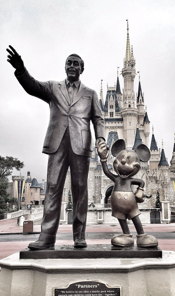 Walt and his Kingdom