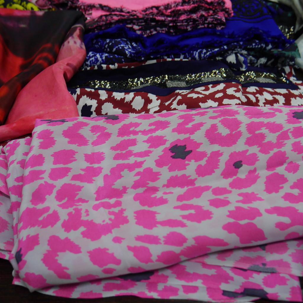 Katie's Mercy Delta scarves