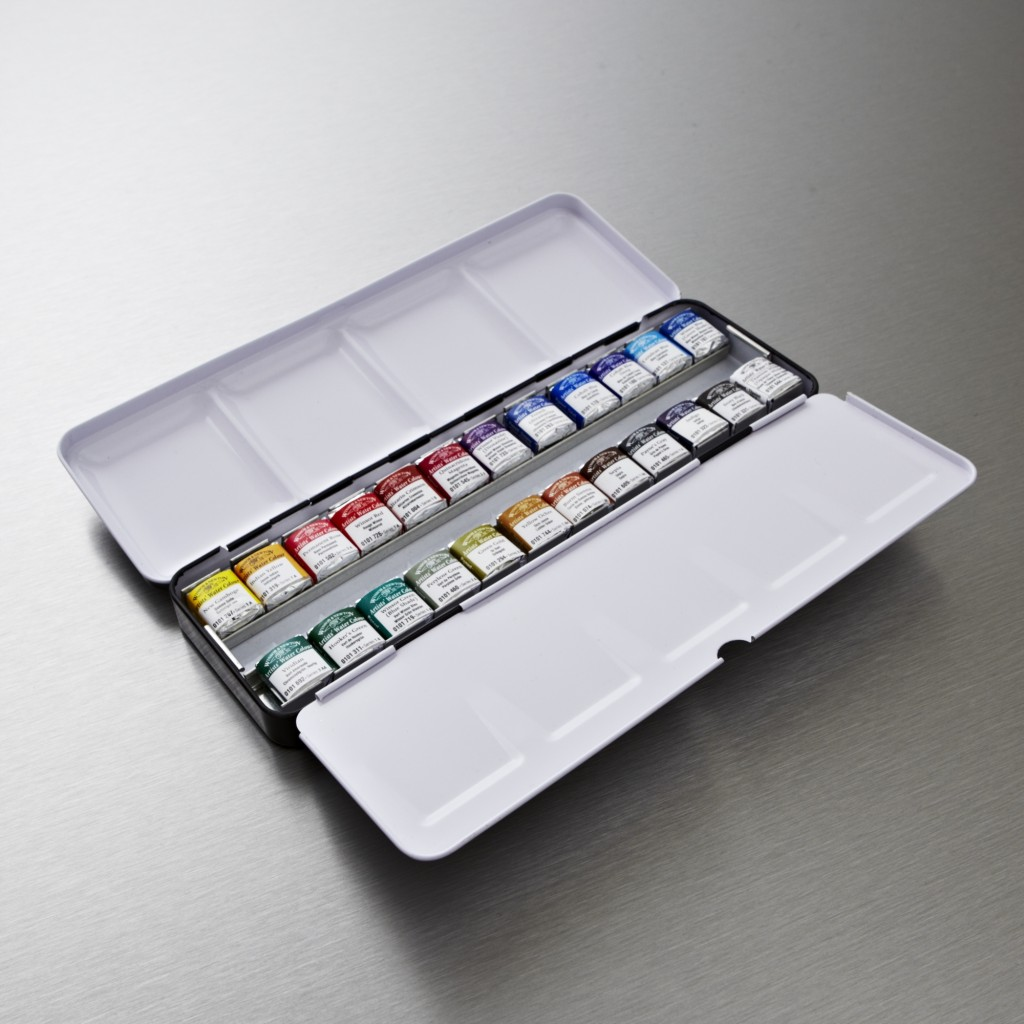 a set of Winsor & Newton Artists' Water Colours