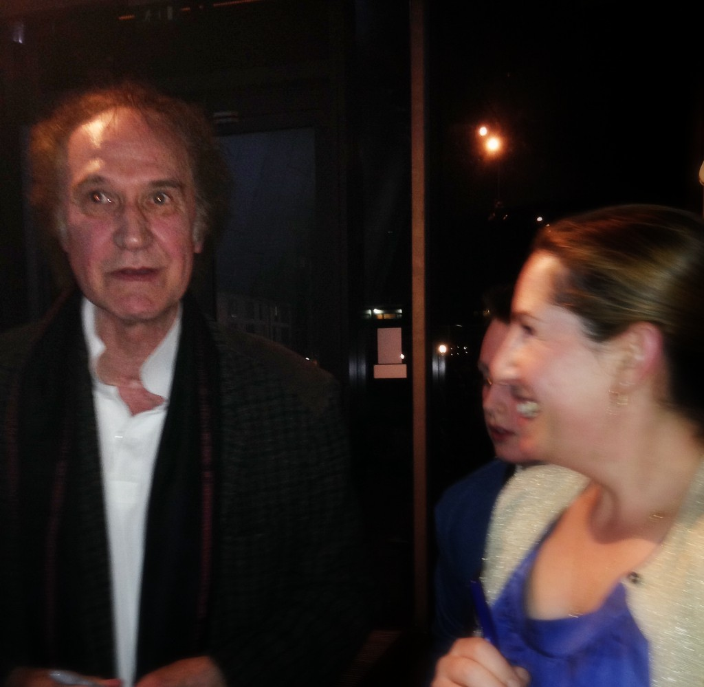 meeting THE Ray Davies afterwards