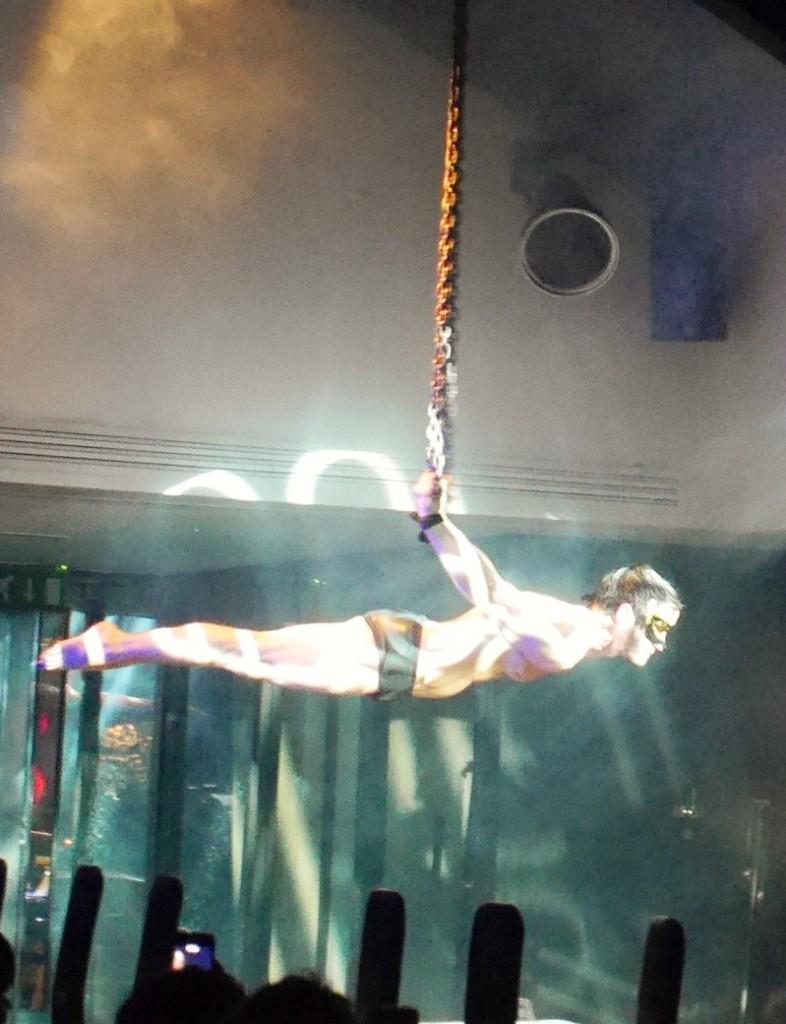 Circus, Covent Garden