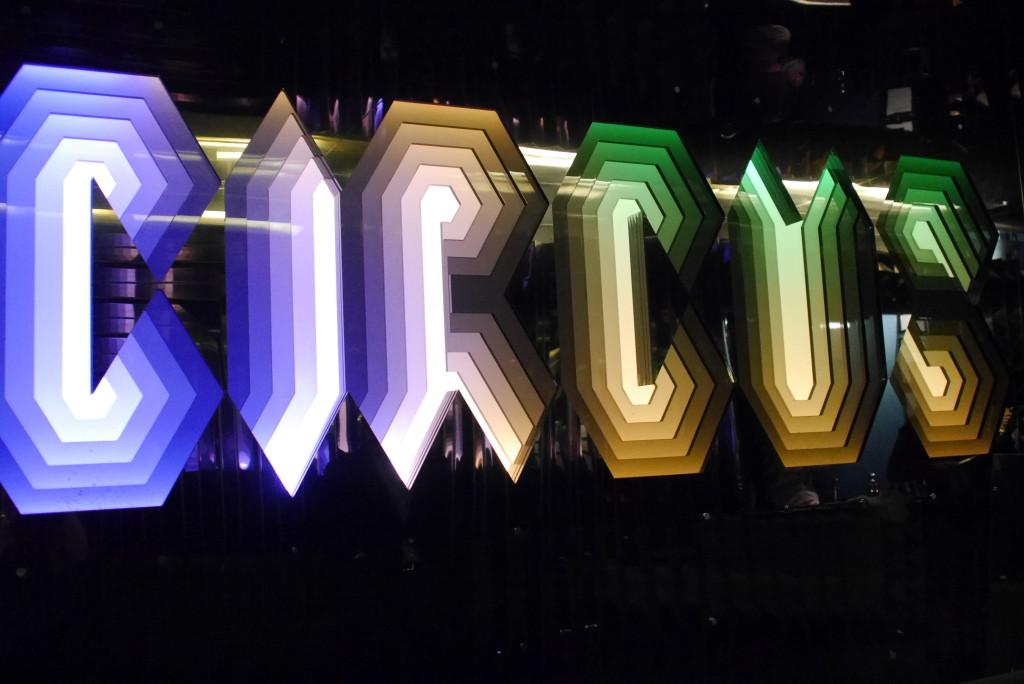 Circus restaurant, London