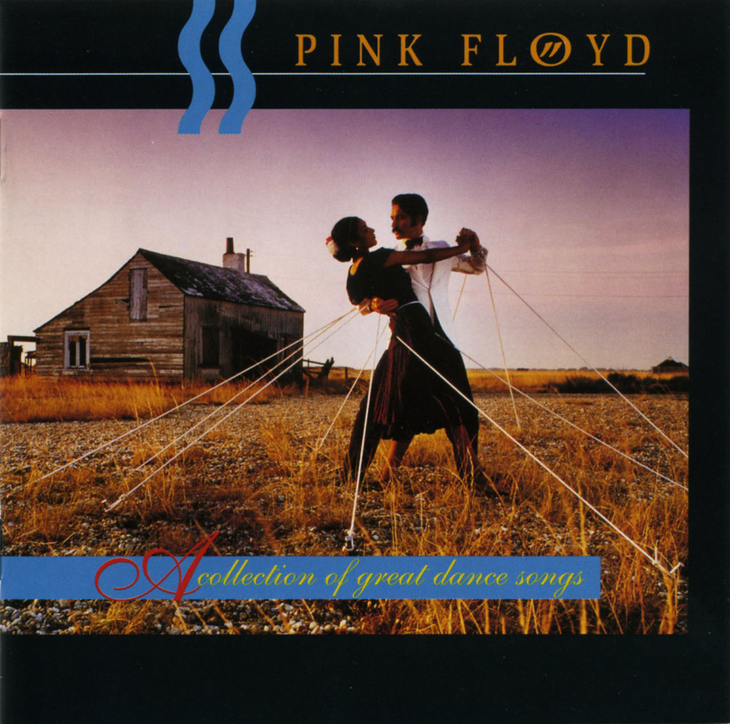 "Another house of Dungeness is represented on the cover of Pink Floyd's album ""A collection of great dance songs""."