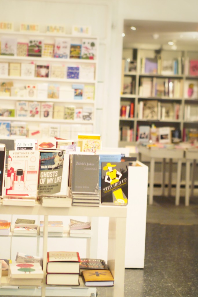 bookshop at the ICA