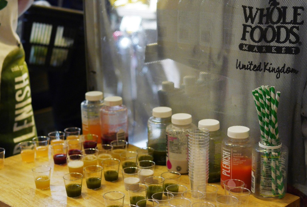 Plenish Cleanse at whole foods piccadilly