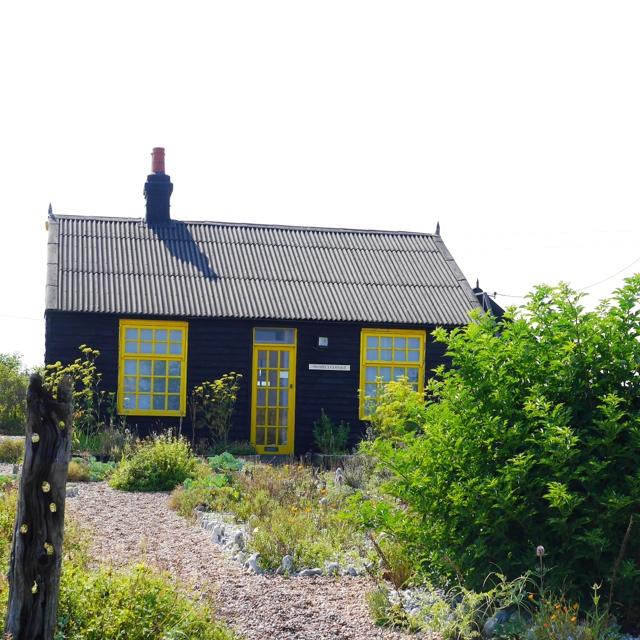 Derek Jarman's house and garden