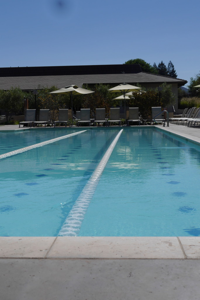 Carmel Valley Ranch swimming pool