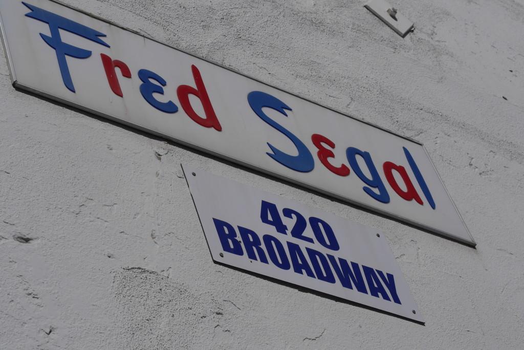 Fred Segal Broadway