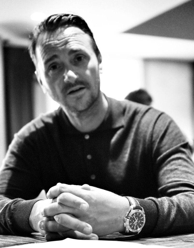 Jason Atherton the chef, dad, husband and entrepreneur.