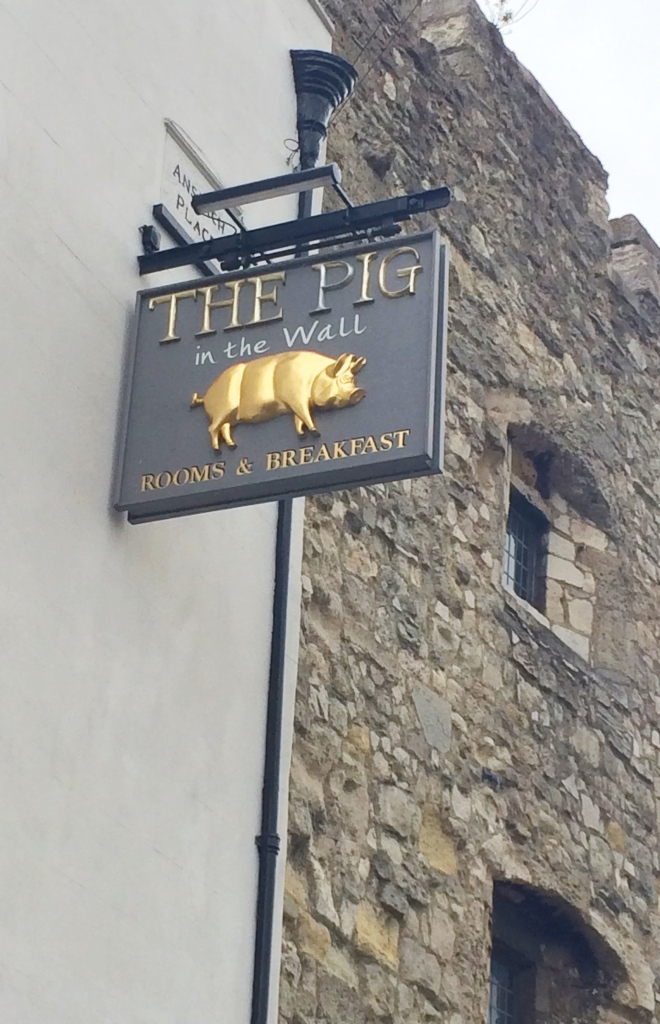 The Pig in the Wall