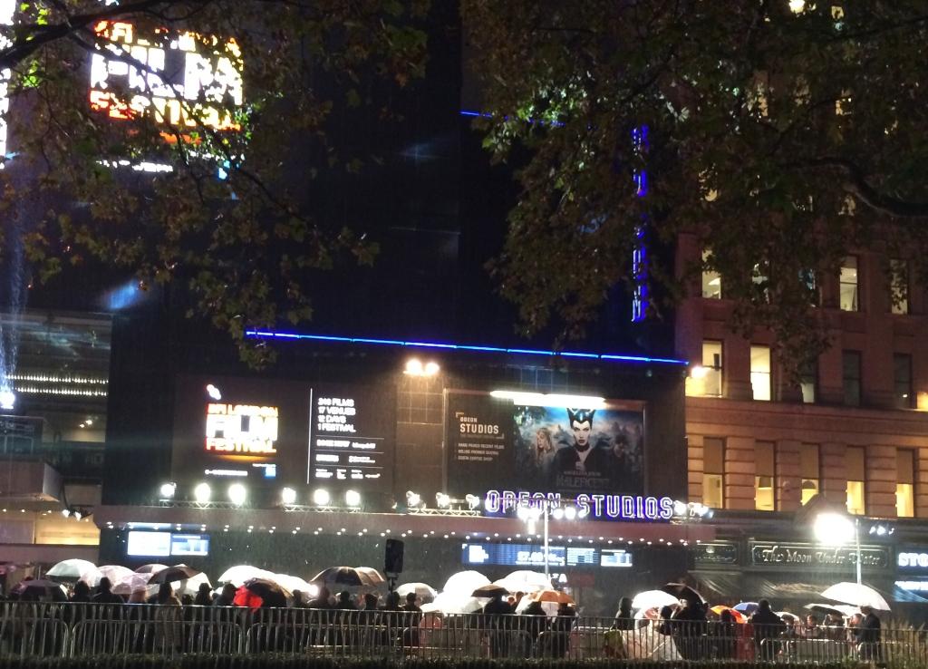 Whiplash London film premiere