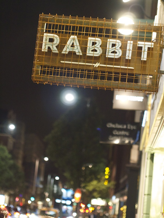 Rabbit Restaurant in Chelsea