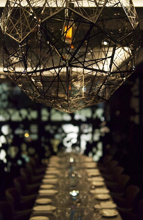 private dining at M Restaurants