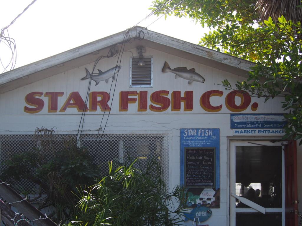 Cortez fishing village