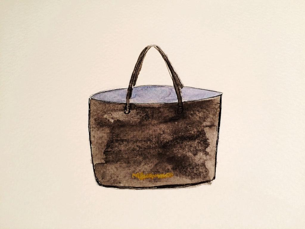 Mansur Gavriel's bucket tote