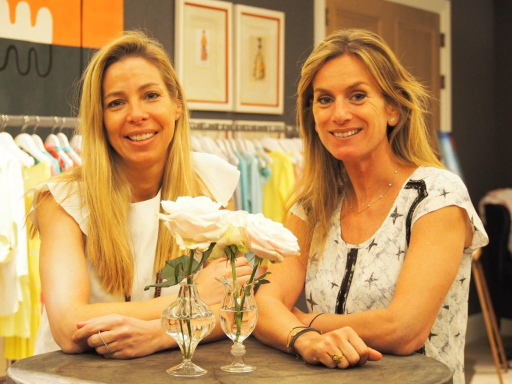 Founders of Sunuva - Emily Cohen and Sabrina Naggar