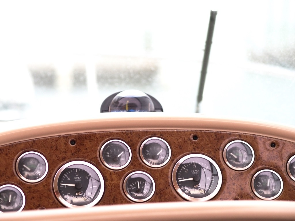 Catalina's dashboard