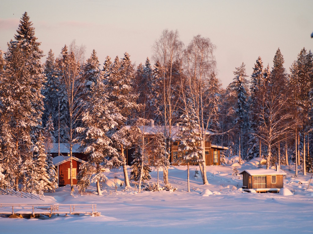 Brandon Lodge Lulea Sweden